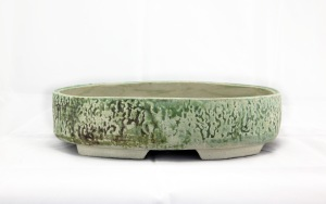 Denise pot - zinc glaze